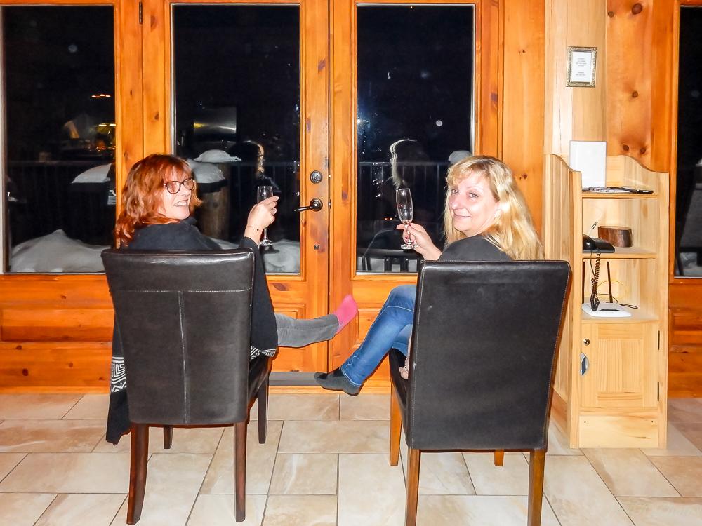 Valérie et Isabelle