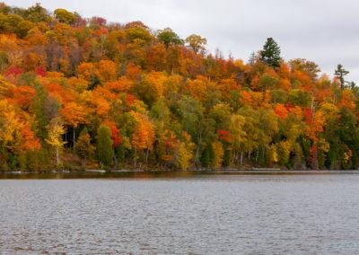 Lac à l'eau claire Canada QC