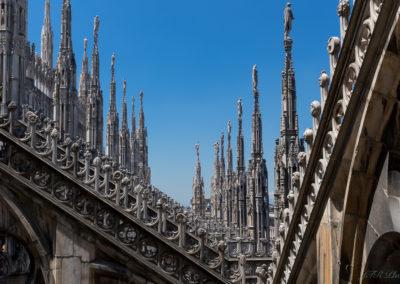Duomo Milan Italie
