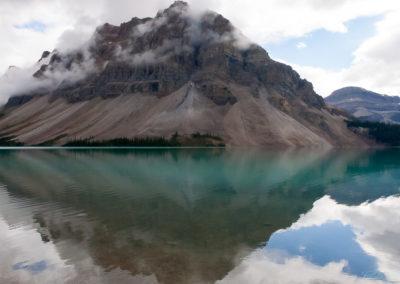 Route des glaciers Rocheuses Canadiennes AB