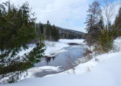 Région du Lac Taureau Canada QC
