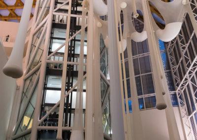Metz centre G.Pompidou