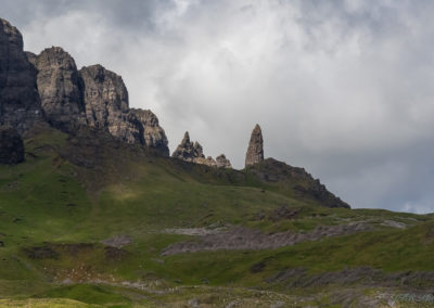 Old Man of Storr Île de Skye Ecosse
