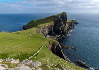 Nest Point Île de Skye Ecosse