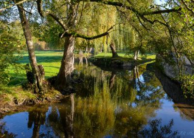 Paysage Normand Damville